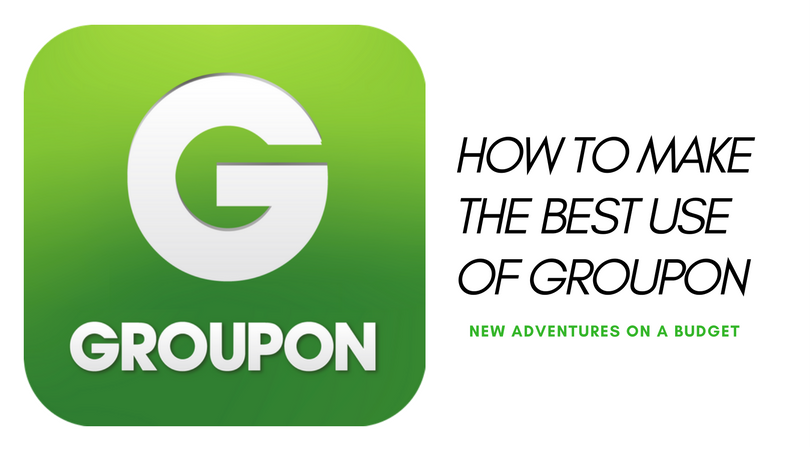 How To Make The Best Use of Groupon — Aditi Wardhan Singh