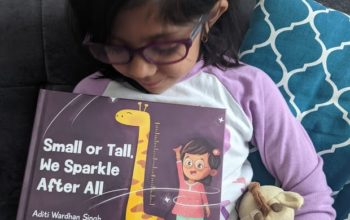 Small or Tall, WE Sparkle After ALl